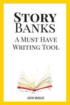 What is a story bank? It's a free treasure chest of gems for you.  A story bank is a list of stories that you keep to use in your future  writing (or speeches). I keep my writing bank in my phone's note section.  It doesn't have many details, just enough so that I will remember when I
