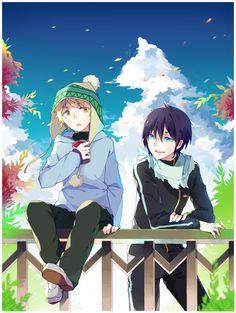 Yukine and Yato