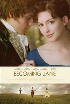 Becoming Jane Movie Poster - Internet Movie Poster Awards Gallery