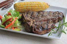 pepper1 teaspoon salt2 (1 1⁄4-inch-thick) bone-in porterhouse steaks ...
