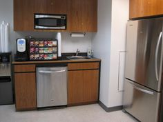 small office kitchen