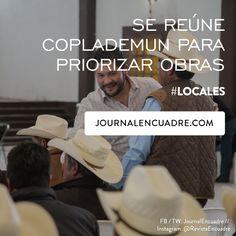 Revista Encuadre » Se reúne Coplademun para priorizar obras