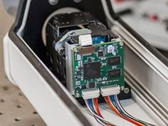 Video Stabilization Module for Sony® Block Cameras.