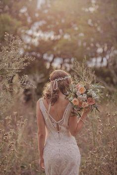 Image via We Heart It https://weheartit.com/entry/155945398 #beauty #boho #bridal #bride #classic #elegant #fashion #inspiration #lace #photography #romantic #softlight #style #timeless #vintage #weddingdress #white #bohochic