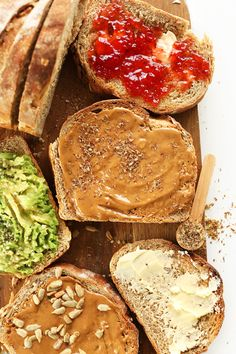 SIMPLE Whole Grain Seedy Vegan Bread   Perfect for sandwiches, toast and more! #vegan #baking #healthy