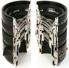 Fotoğraf makinesi lensi