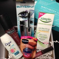 Birchbox for CEW Limited Edition Box ~ Mass Appeal