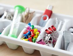 7 uses for repurposed ice trays