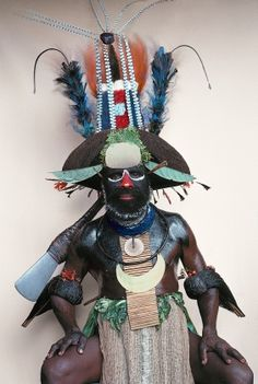 Image from the publication Man As Art: New Guinea. Malcolm Kirk Photographs