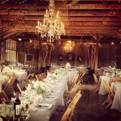 Weston Red Barn Fall Wedding .... One day!