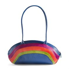 Rainbow multi colour large | Rainbow | Collection | by-Lin Bags & Accessoires