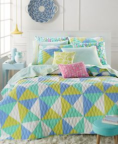 Whim by Martha Stewart Collecton Impressions Bedding Collection, Only at Macy's | macys.com
