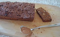 Chocolade kwark brood