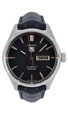 Tag Heuer Carrera Day-Date Calibre 5 Automatic WAR201C.FC6266