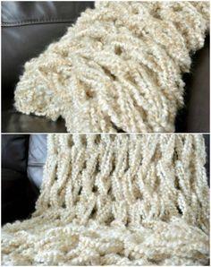 Make a Throw Blanket