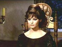 Claudia Cardinale - the Pink Panther, 1963