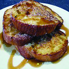 Once you try this recipe, you'll know it's the Best French Toast Ever! V… Once you try this recipe, you'll know it's the Best French Toast Ever! Very easy to prepare with amazing results, making it a family favorite! Crockpot French Toast, Oven French Toast, Savoury French Toast, Banana French Toast, Make French Toast, Cinnamon French Toast, French Toast Casserole, Breakfast Casserole, The Best French Toast Recipe Ever