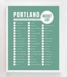 Portland Bucket List: 50 things you must experience in Portland, Oregon