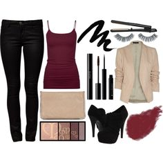 I like being alone, but I hate being lonely. - Polyvore