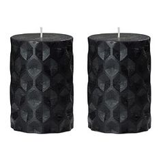 RUTIN Vela grossa perfumada - IKEA
