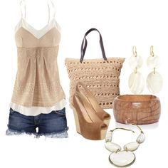 """Endless Summer"" by deborah-simmons on Polyvore"