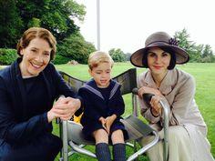 Downton Obsession.. Downton cast & Downton kids X..