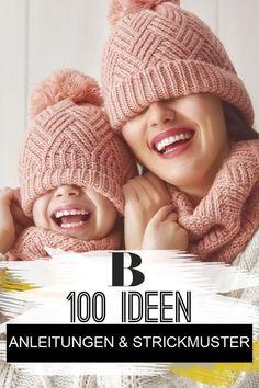 100 Strickideen mit Anleitungen und Strickmuster Knitting: 100 knitting ideas with instructions and knitting patterns. We love knitting! Teddy Bear Knitting Pattern, Knitting Patterns, Crochet Patterns, Knitting Ideas, Easy Knitting, Knitting Needles, Free Crochet, Knit Crochet, Diy 2019