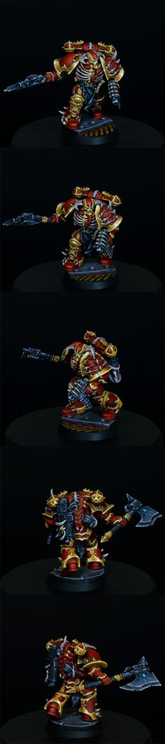 Chaos Space Marine Chosen