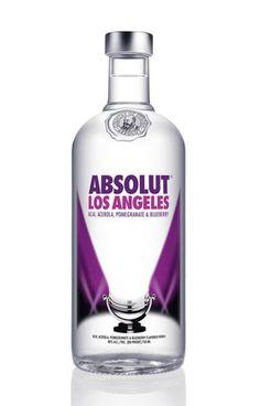 Absolut Los Angeles - Absolut Vodka