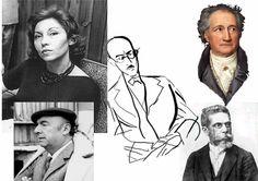 5 curiosidades sobre grandes escritores ~ Leio EU