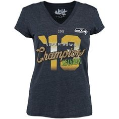 Seattle Seahawks Touch by Alyssa Milano Women's Bella Tank Top ...