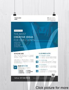 business flyer free templates business flyer templates free download vector business flyer templates free download business flyer templates free psd Corporate Brochure Design, Company Brochure, Corporate Flyer, Corporate Business, Creative Business, Business Flyer Templates, Flyer Design Templates, Brochure Template, Business Poster