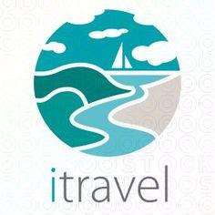 I Travel  logo