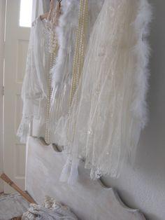 Engelenvleugels en fragiel kant