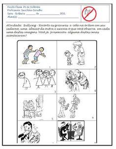 Alfabetização e Gestão Escolar, Literacy and School Management: Projeto Bullying Atividade contra o bullying.                                                                                                                                                     Mais