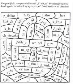 Trendy w kategorii edukacja w tym tygodniu - Poczta Learn Polish, Polish Language, Primary Teaching, Speech Therapy, Kids And Parenting, Motto, Thing 1, Poland, Art For Kids