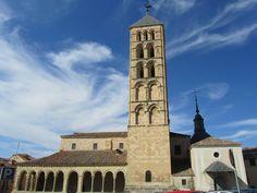 Iglesia de San Esteban de #Segovia