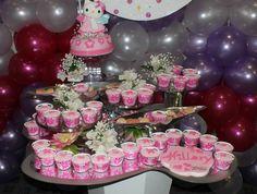 Cupcakes cumpleaños niña
