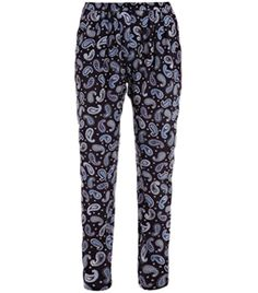 Christine Paisley-Print Trousers  by Stella Mccartney #matchesfashion.com