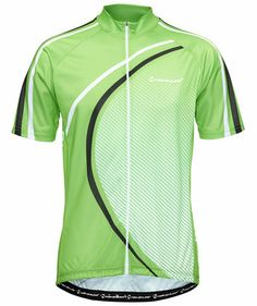 Nakamura - Herren Radtrikot Monviso #biking #nature #neon