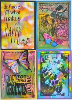 The participants of this ATC Swap really did a great job, they all have created some master pieces of Art ! Take a cup of coffee or te. Atc Cards, Paper Cards, Card Tags, Gift Tags, Art Journal Pages, Art Pages, Art Journals, Book Making, Card Making