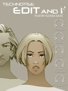 Technotise - Edit i ja 2009 Sience Fiction, Cartoon Books, Internet Movies, Top Movies, Movies Showing, Cyberpunk, I Movie, Digital Art, Bunnies