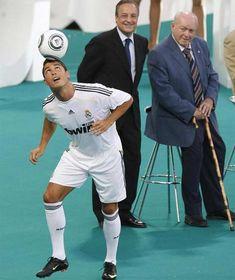 "Cristiano Ronaldo ""REAL MADRID"""