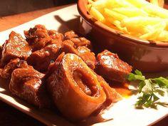 casserole dish – L'Eau à la Bouche – Meat Foods Ideas Casserole Dishes, Meat Recipes, Stew, Sausage, French Toast, Breakfast, Ethnic Recipes, Food, Cuisine Diverse