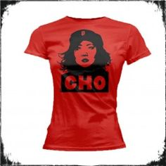 CHE CHO LADIES RED TSHIRT - Pricebusters - Product Lines