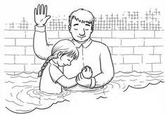 24 best lds baptism preparation images on pinterest church ideas rh pinterest com LDS Baptism Invitations LDS Baptism Clip Art Black and White