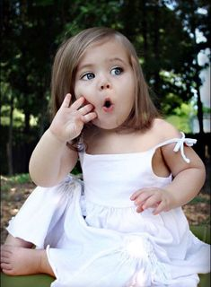 Cute Baby Pictures Graphics and Comments    #Babies