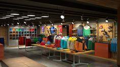 visual merchandising for sportswear - Google Search