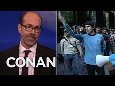 Conan And Brian Huskey Relive The Time They Trolled 'Star Wars' Fans With Triumph The Insult Comic Dog