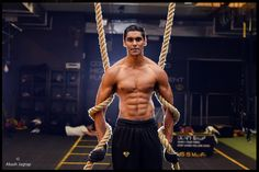 Sahil - Shot for a gym brand based in Pune.